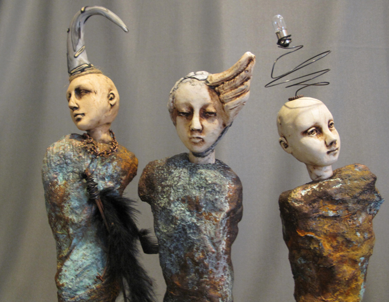 Lisa Renner – art sculpture