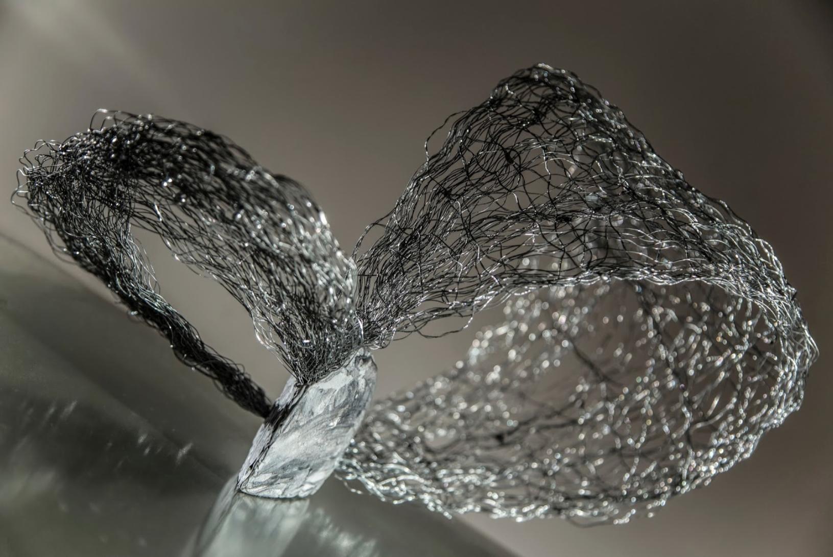 Maja Taneva – Metal wire sculptures (Macedonia)