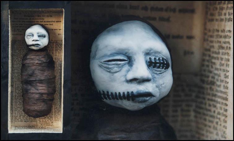 stitched stillborn by torvenius
