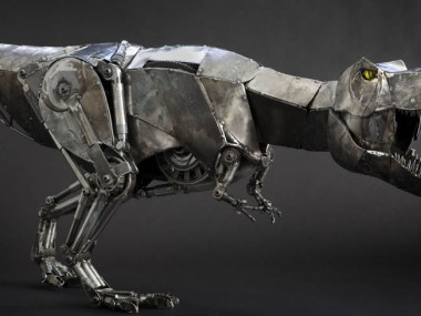 Andrew Chase – rex -metal sculptures