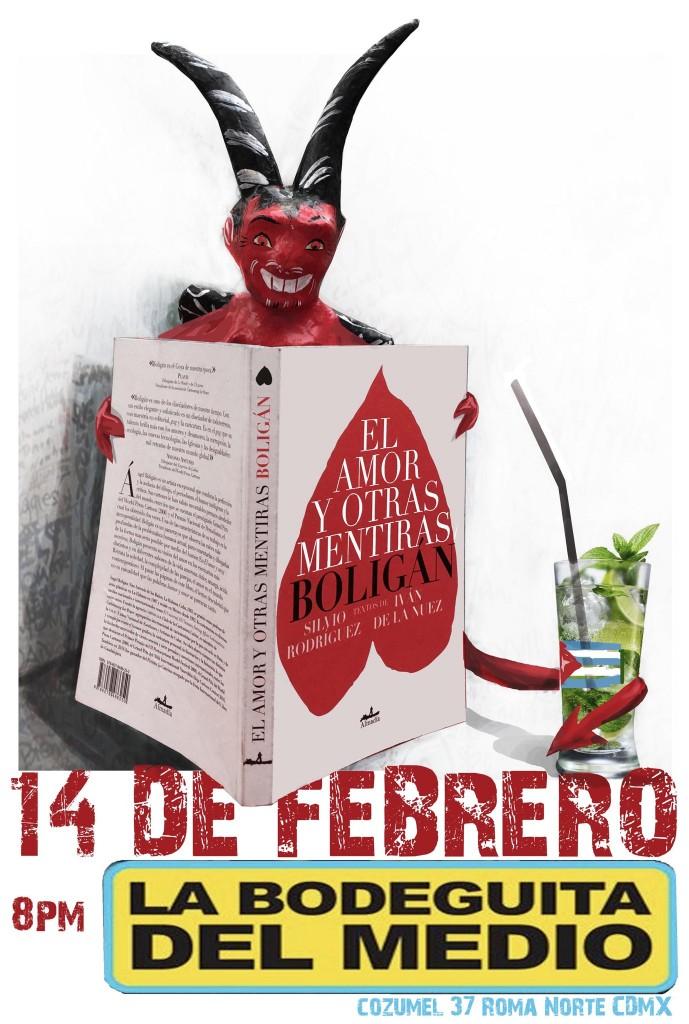 """Angel Boligan - Livre """"el amor y otras mentiras"""""""