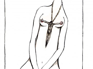 Angel Boligan – Nude illustration