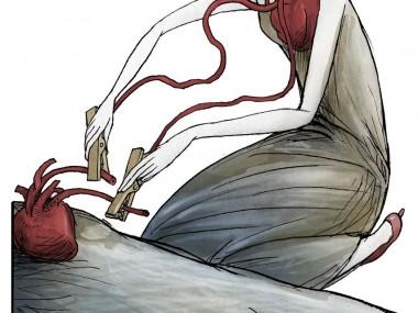 Angel Boligan – Social cartoon caricature