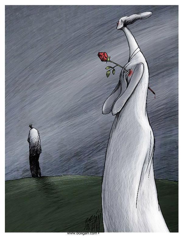 Angel Boligan illustrations