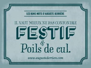 Auguste Derriere – jeu de mots3