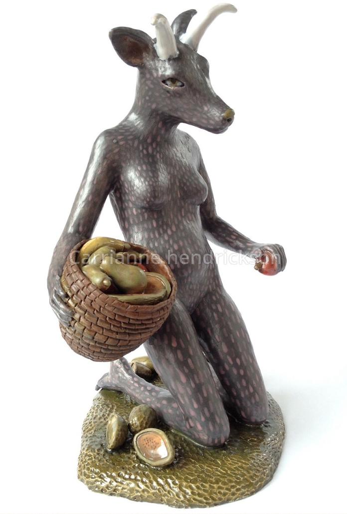 Carrianne hendrickson – sculpture