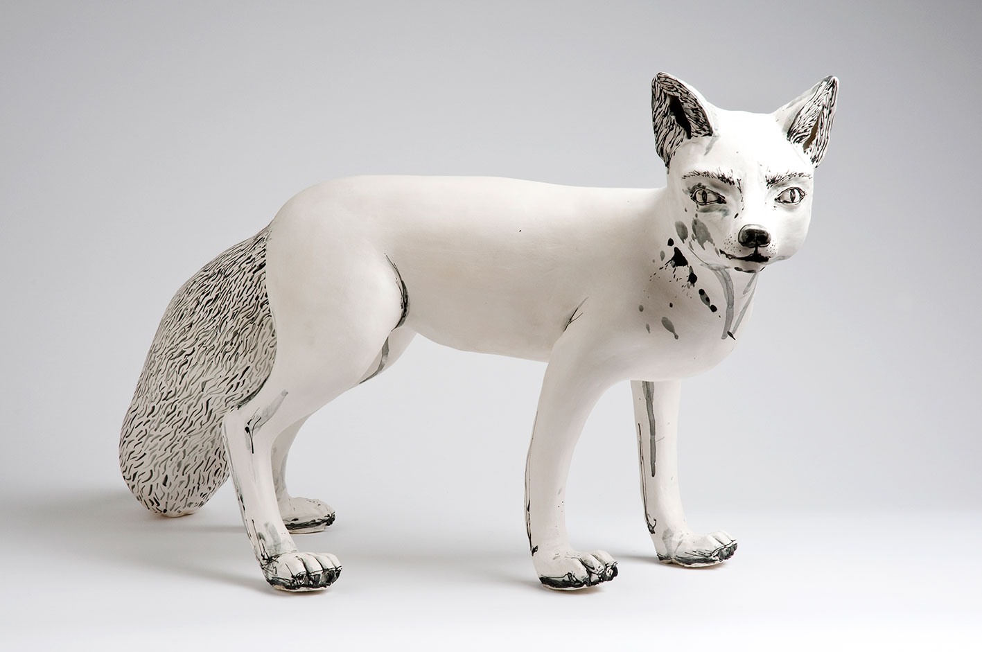 Fox – KATHARINE-MORLING – sculpture