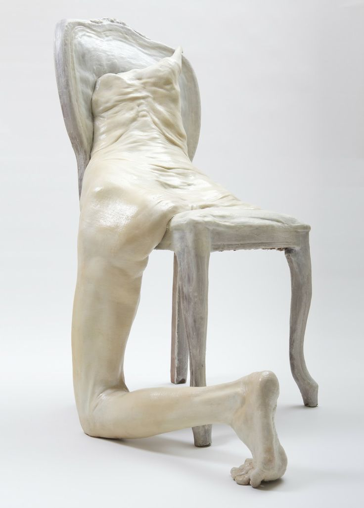 Francesco Albano – human grotesque body sculptures