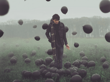 Kyle Thompson Photography – black balloon
