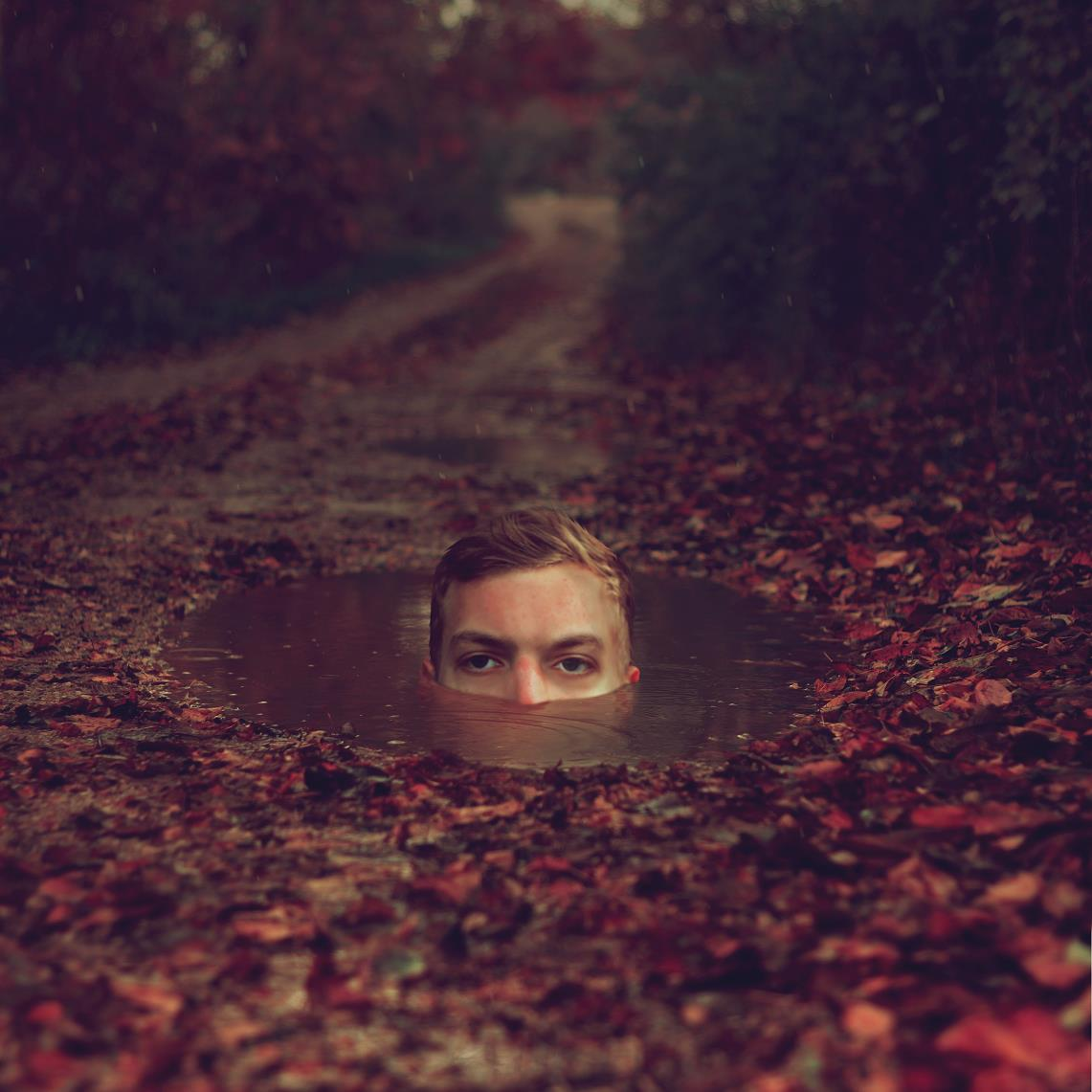 Kyle Thompson Photography – man water – Creative photography