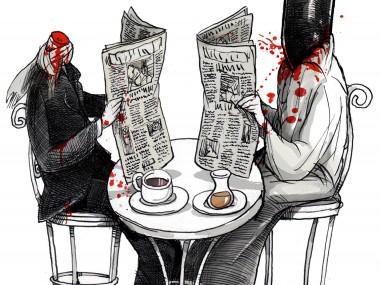 Malas noticias – Angel boligan