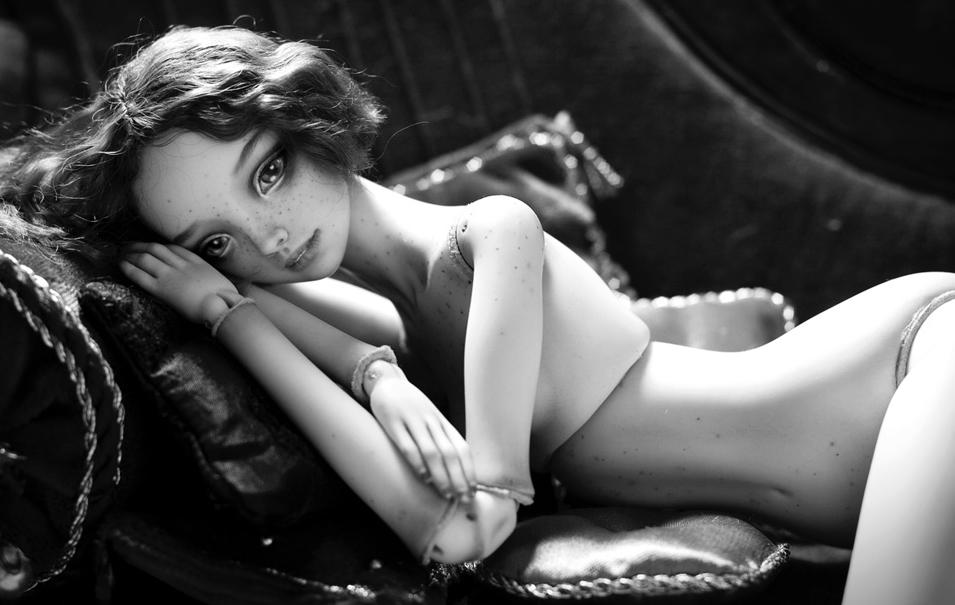 Marina Bychkova - Dolls art