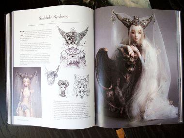 Marina Bychkova – Enchanted Doll Book