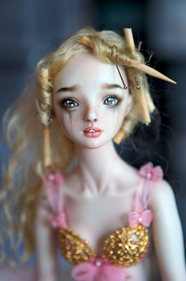 Marina Bychkova – Enchanted Doll – Princess and the Pea