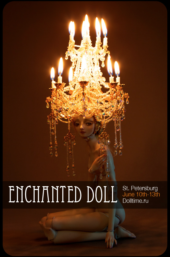 Marina Bychkova – St Petersburg Show, enchanted dolls.png