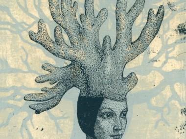 Piia Lehti – Meri minussa – 2013 / symbolic surrealiste art