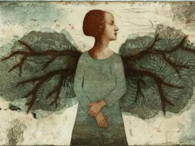 Piia Lehti – Siivet kantaa / symbolic surrealiste art