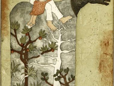 Piia Lehti – metsansylissa / symbolic surrealiste art