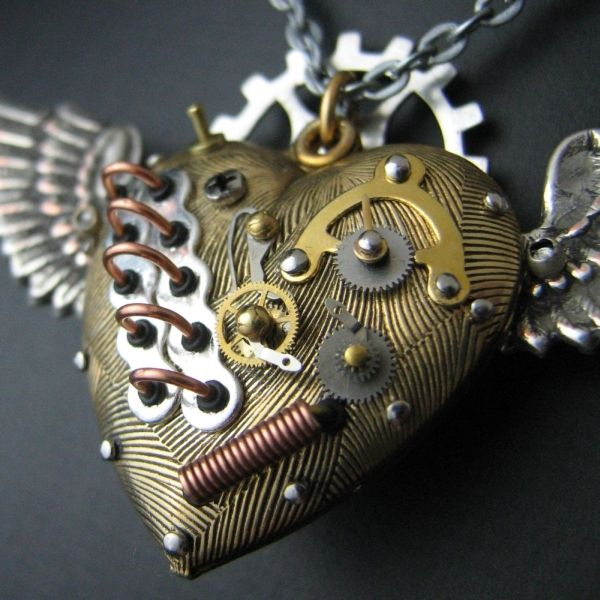 Steampunk – steelhipdesign : inter_steampunkheart