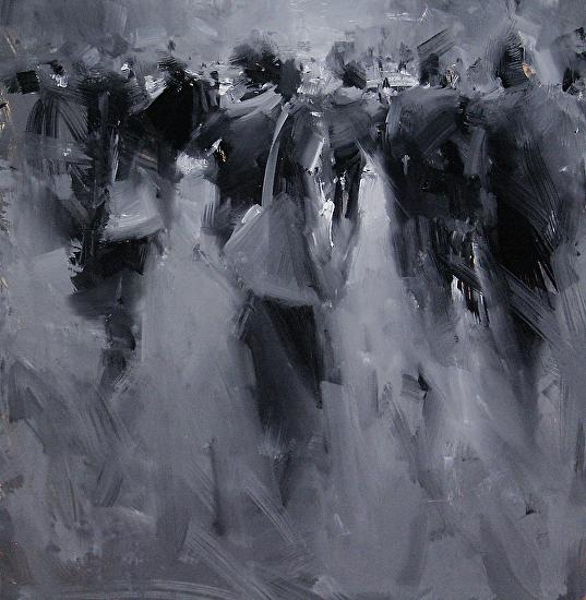 Tibor Nagy - Fine art - ghost town