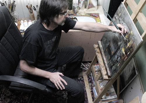Tibor Nagy – Fine art / Portrait