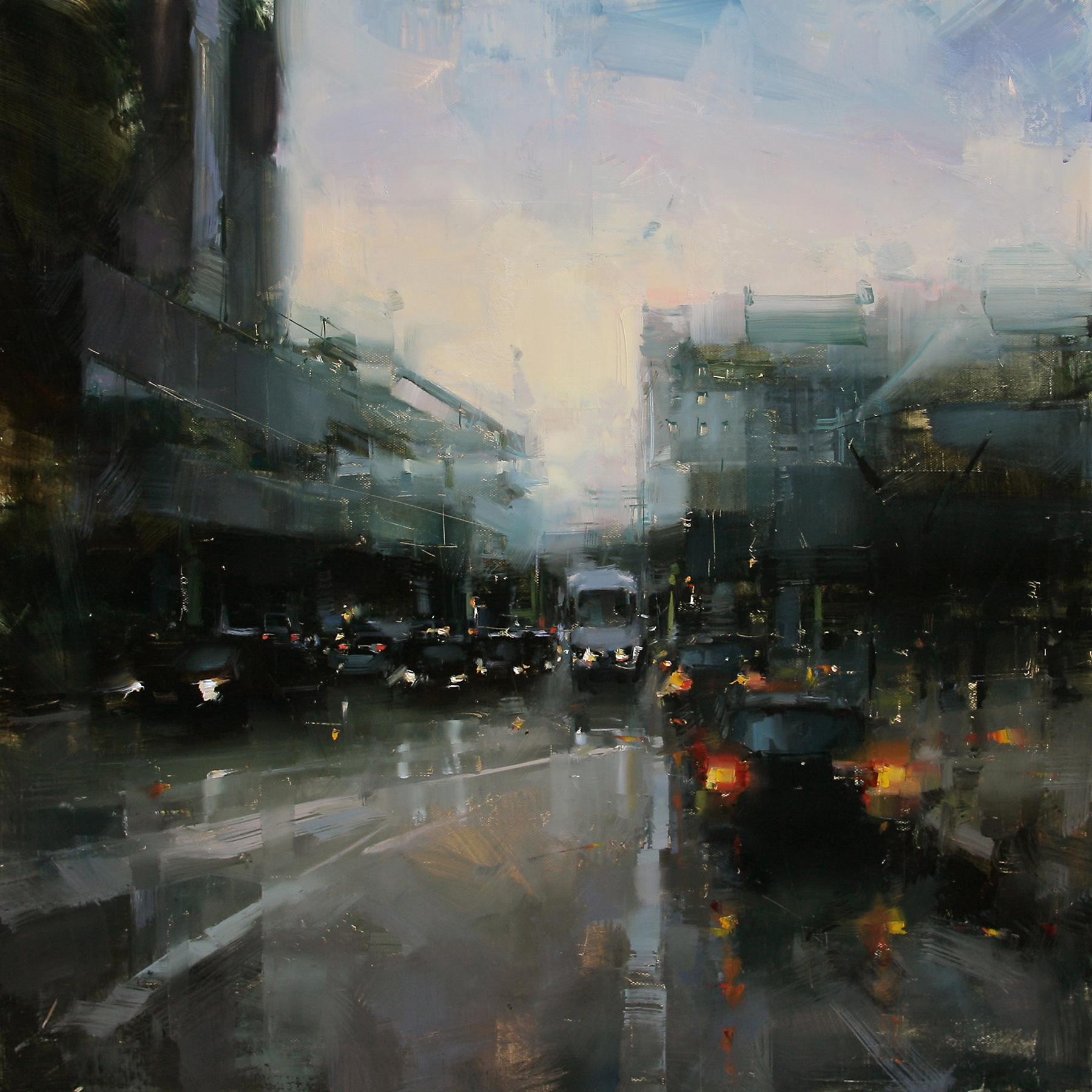 Tibor Nagy – peinture – Fine art /