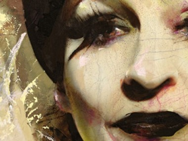 gallery Intell – Lita Cabellut -Marlene