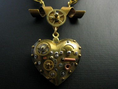 heartomata by steelhipdesign – Steampunk
