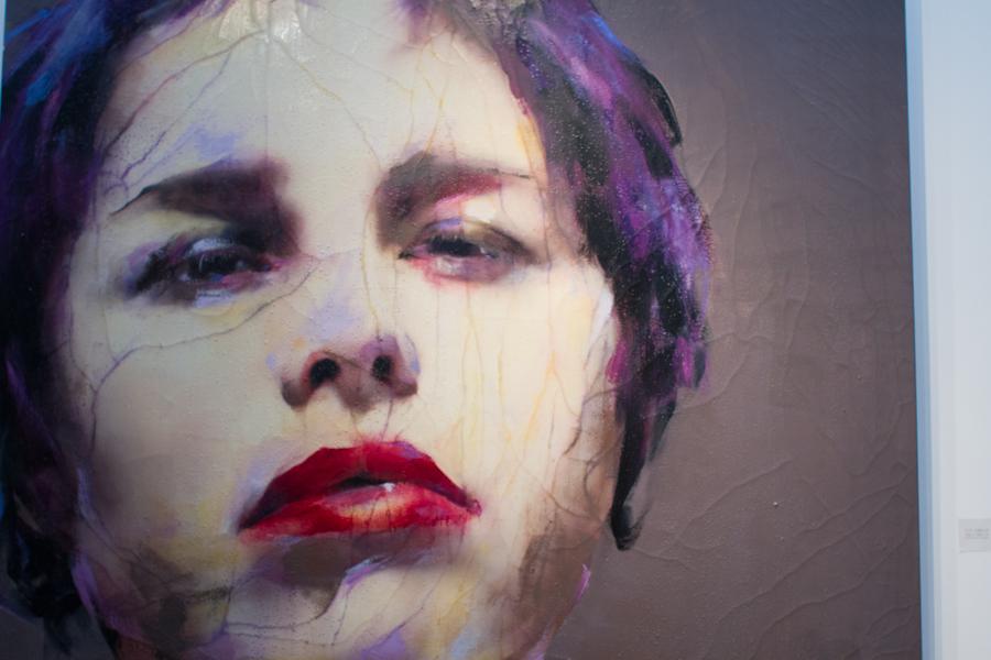 lita cabellut – portrait femmes2