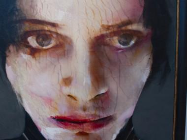 lita cabellut – portrait femmes3