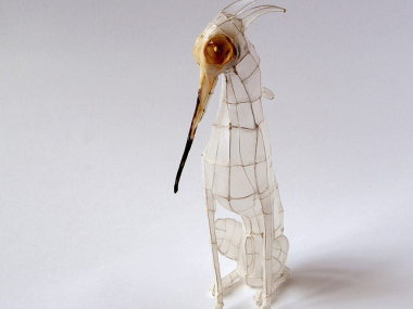 polyscene – Paper and Wire The Sharp-beaked hound of Zeus