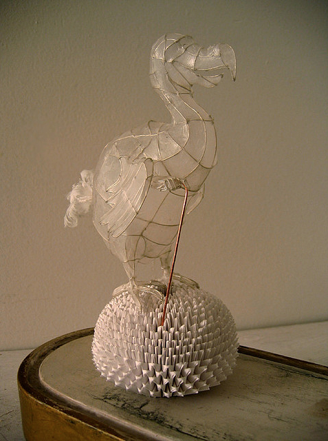 polyscene – Sculpture on Paper Tuffet