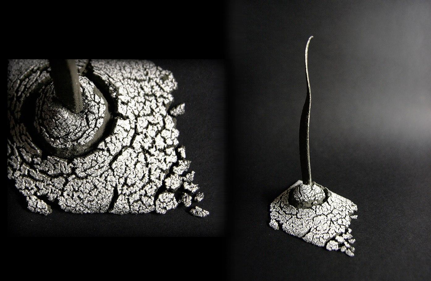 Alberto Bustos – Sculpture Boceto