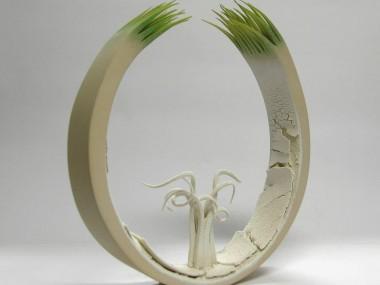 Alberto Bustos – Sonada pesadilla sculpture