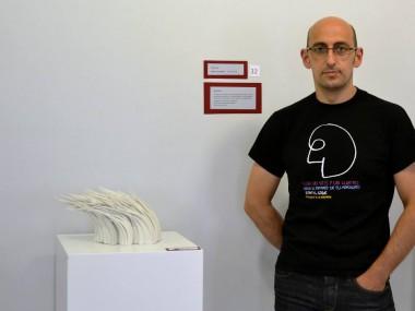 Alberto Bustos – portrait / Sculptures ceramiques