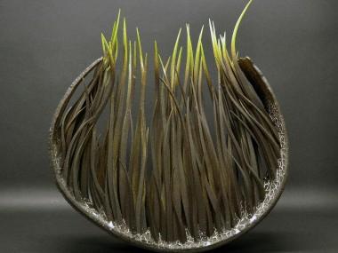 Alberto Bustos – sculptures Apnea – sculptures ceramiques
