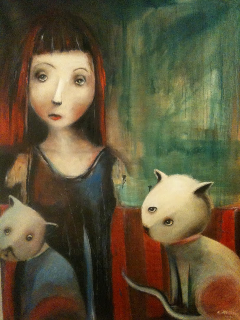 Anna Gradziel – Peintures8