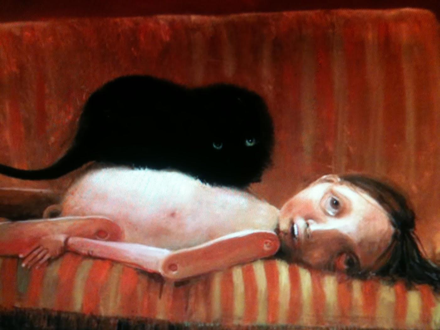 Anna Gradziel – Peintures