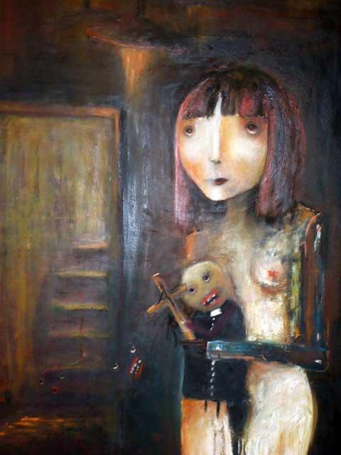 Anna Gradziel – artiste peintre