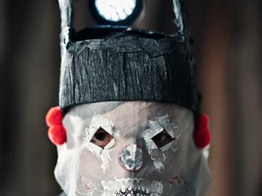 Damselfrau – Cristos fanaras  / Mask maker Artist