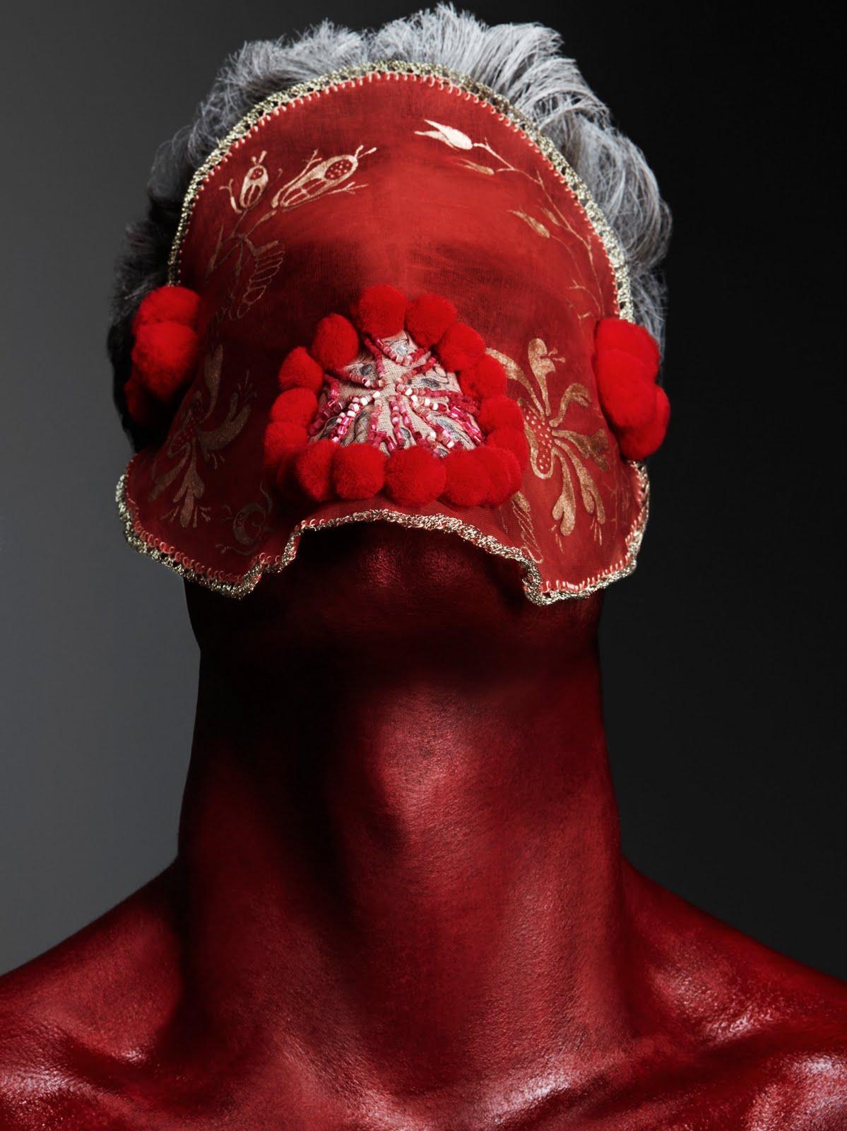 Damselfrau – GunnarTufta  / Mask maker Artist