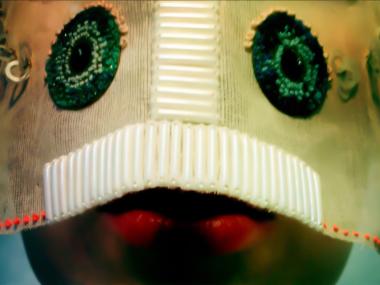 Damselfrau – panopta / Mask maker Artist