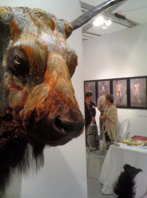 Enrique Gomez de Molina – Tauro sculpture