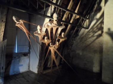 Exposition Sculptures : Marieta Glomehova & Christian Thomas
