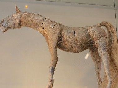 Herman Muys – sculptures horse