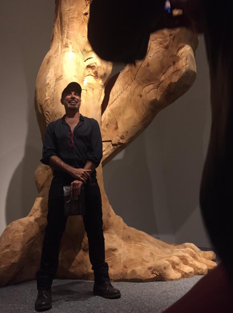 Javier Marín Sculpture