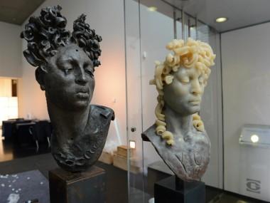 Javier Marín – Sculptures bustes / Sculptures monumentales
