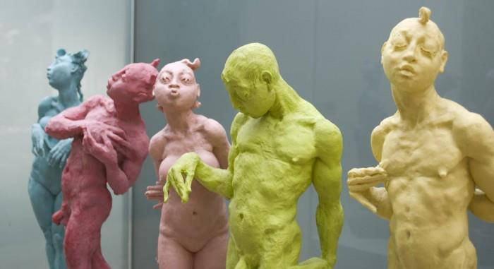 Javier Marín – Sculptures monumentales mexique