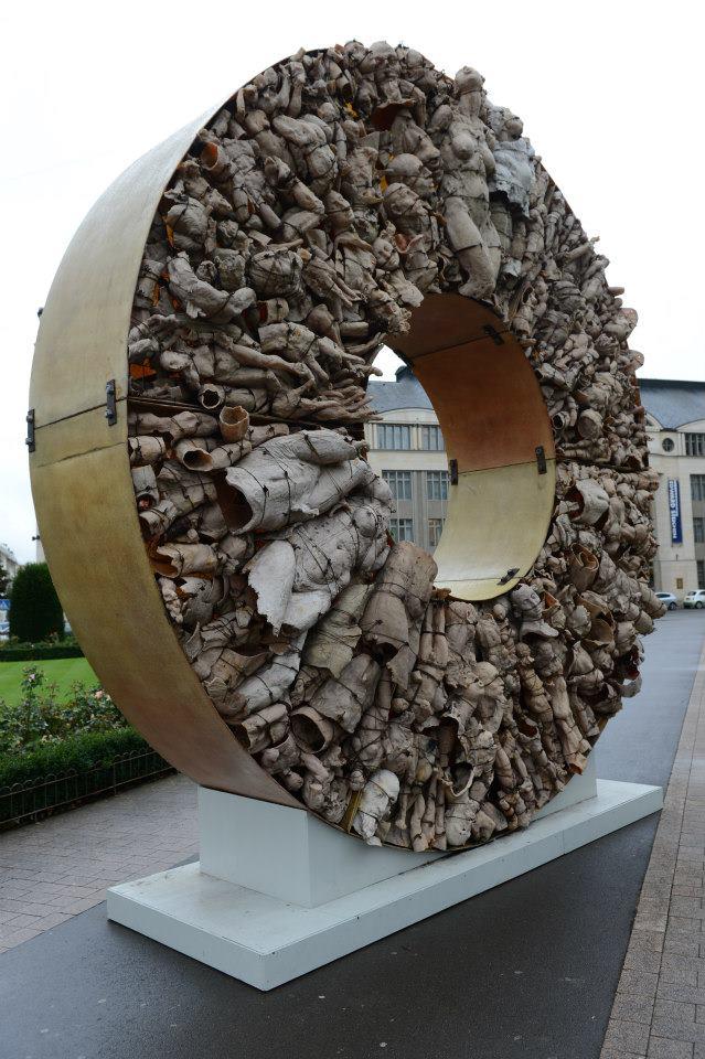 Javier Marín – Sculptures monumentales