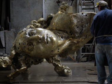 Javier Marín – sculptures